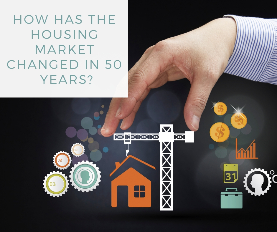 20 Ways the Real Estate Market Has Really Changed in 50 Years