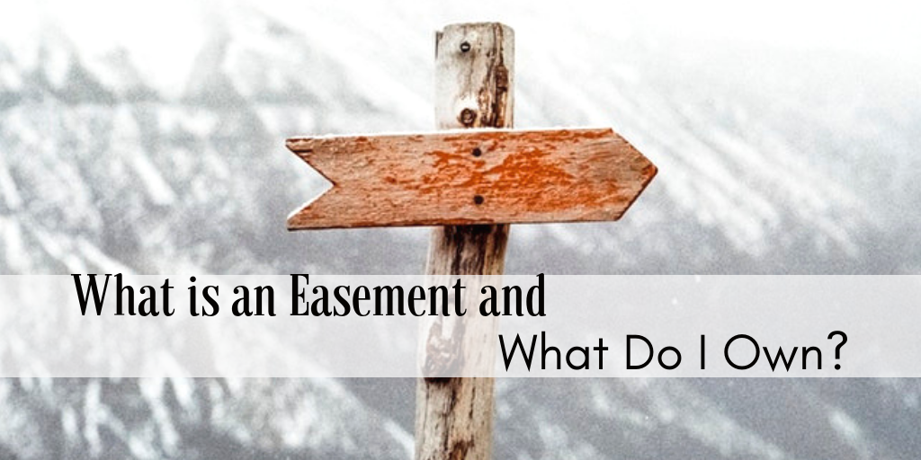 What is an Easement