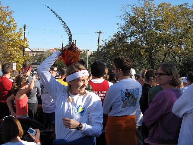 Thanksgiving Turkey Trot portland