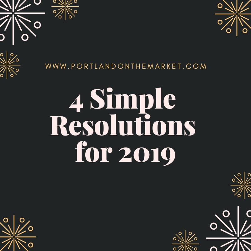 4 Resolutions You Should Make in the New Year