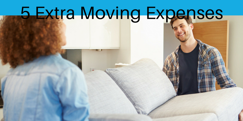 5 Moving Costs You Probably Should Know About