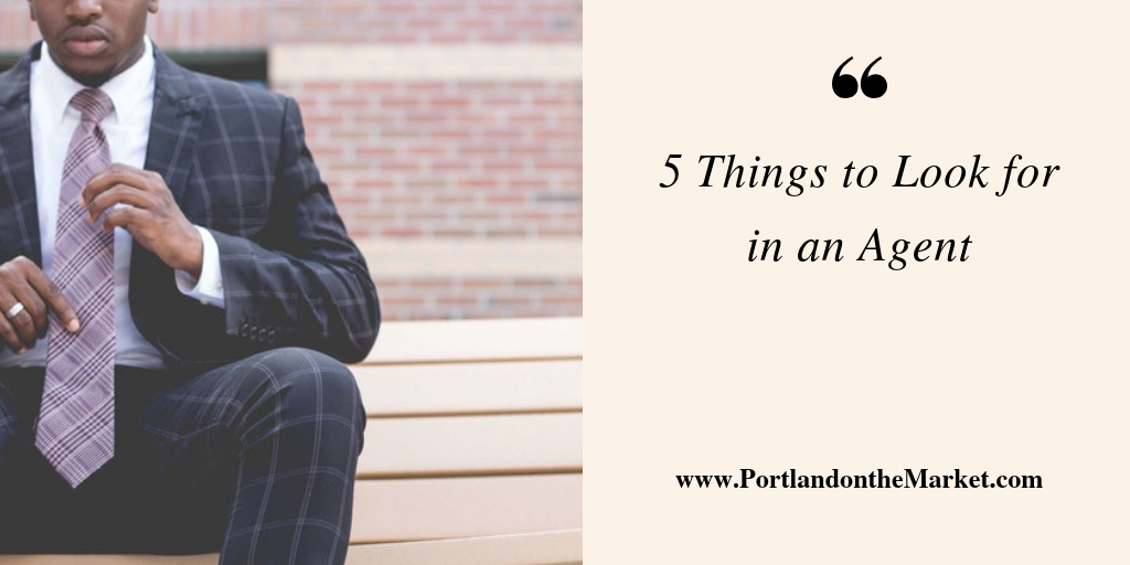 5 Things You Should Always Have in a Real Estate Agent