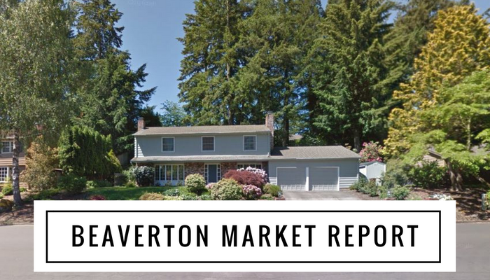 How Much are Homes in Beaverton?