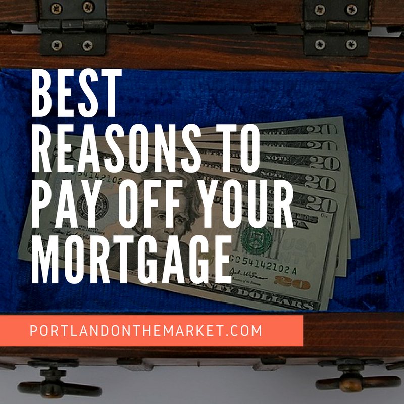 Advantages to Paying off a Mortgage Early