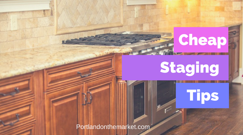5 Stupid Cheap Home Staging Tips