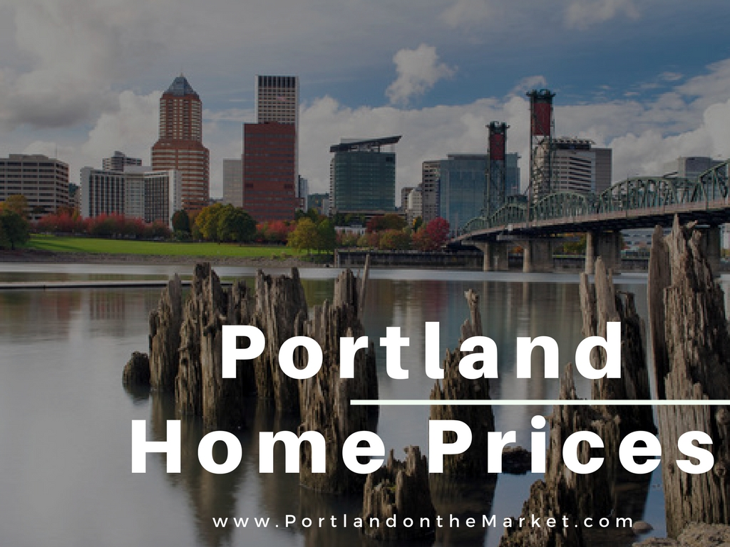 How Much are Homes in Portland Now?
