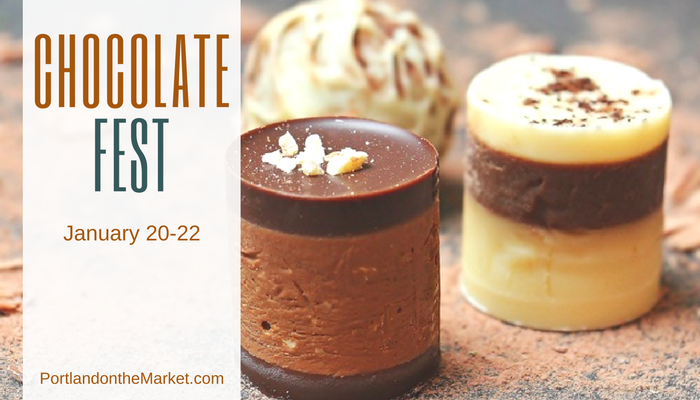 Chocolate Festival in Portland