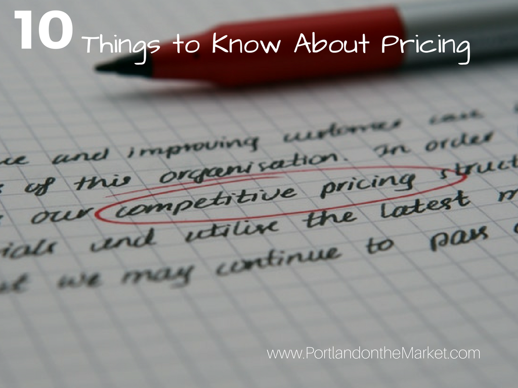10 Things to Know About Pricing Your House