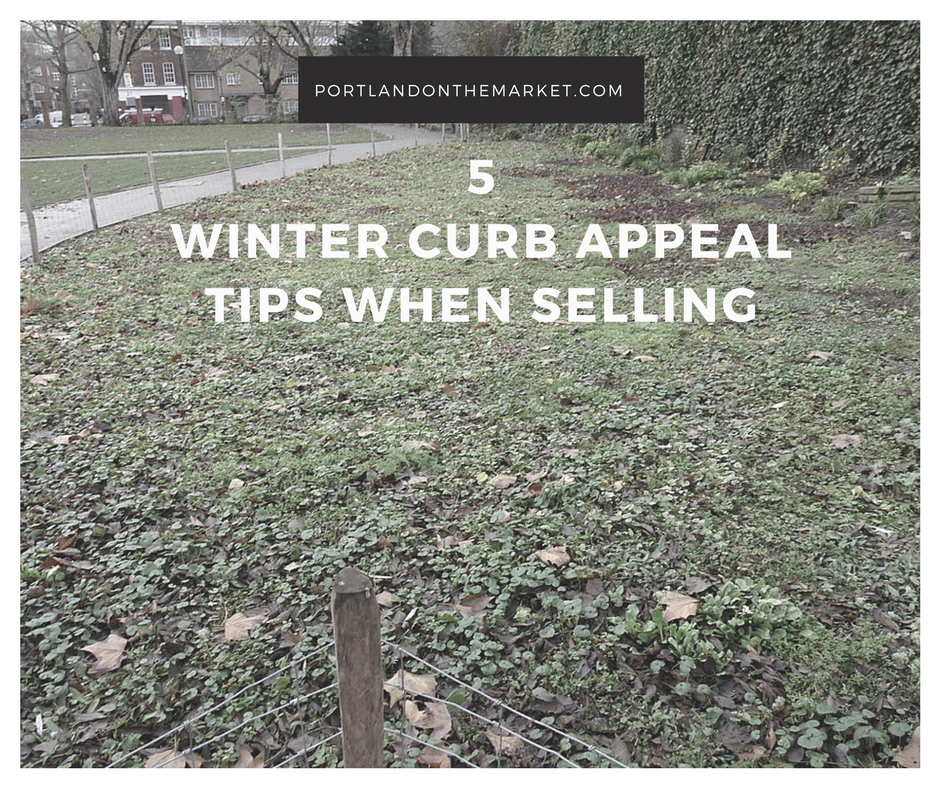 5 Ways to Boost Your Curb Appeal in the Winter