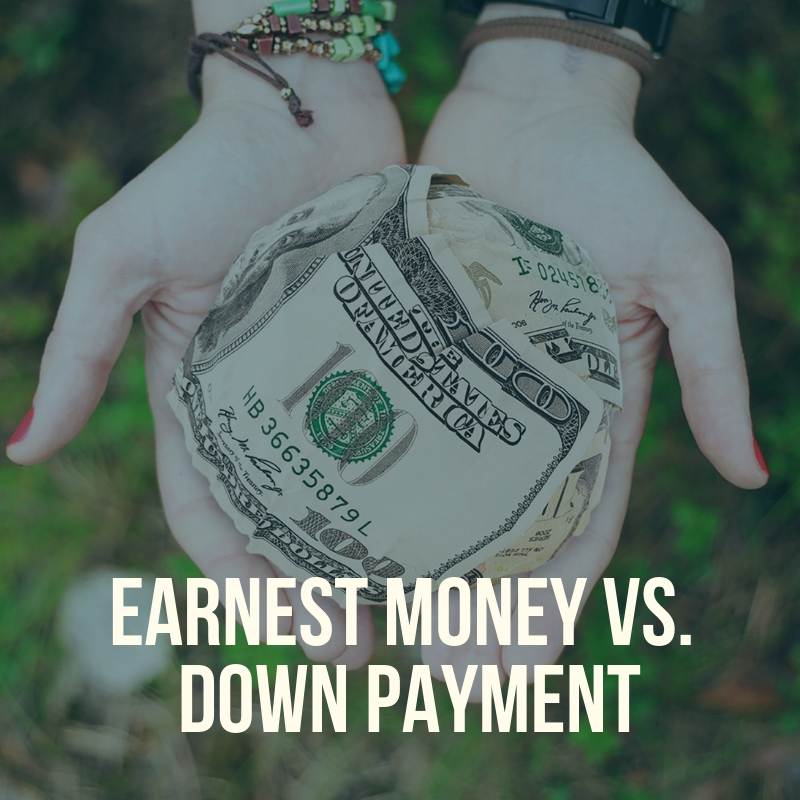 What's the Difference Between a Deposit and a Down Payment?