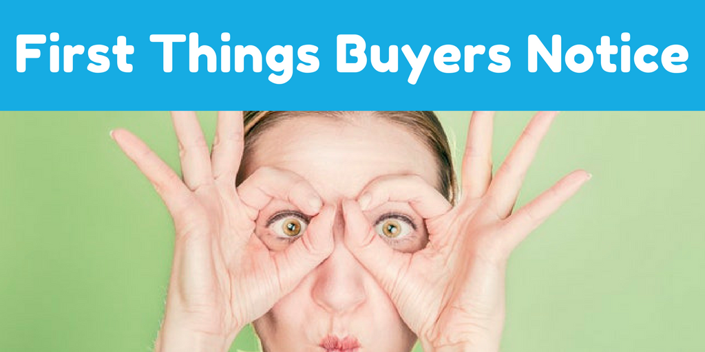 What Do Home Buyers Notice First in a Property?
