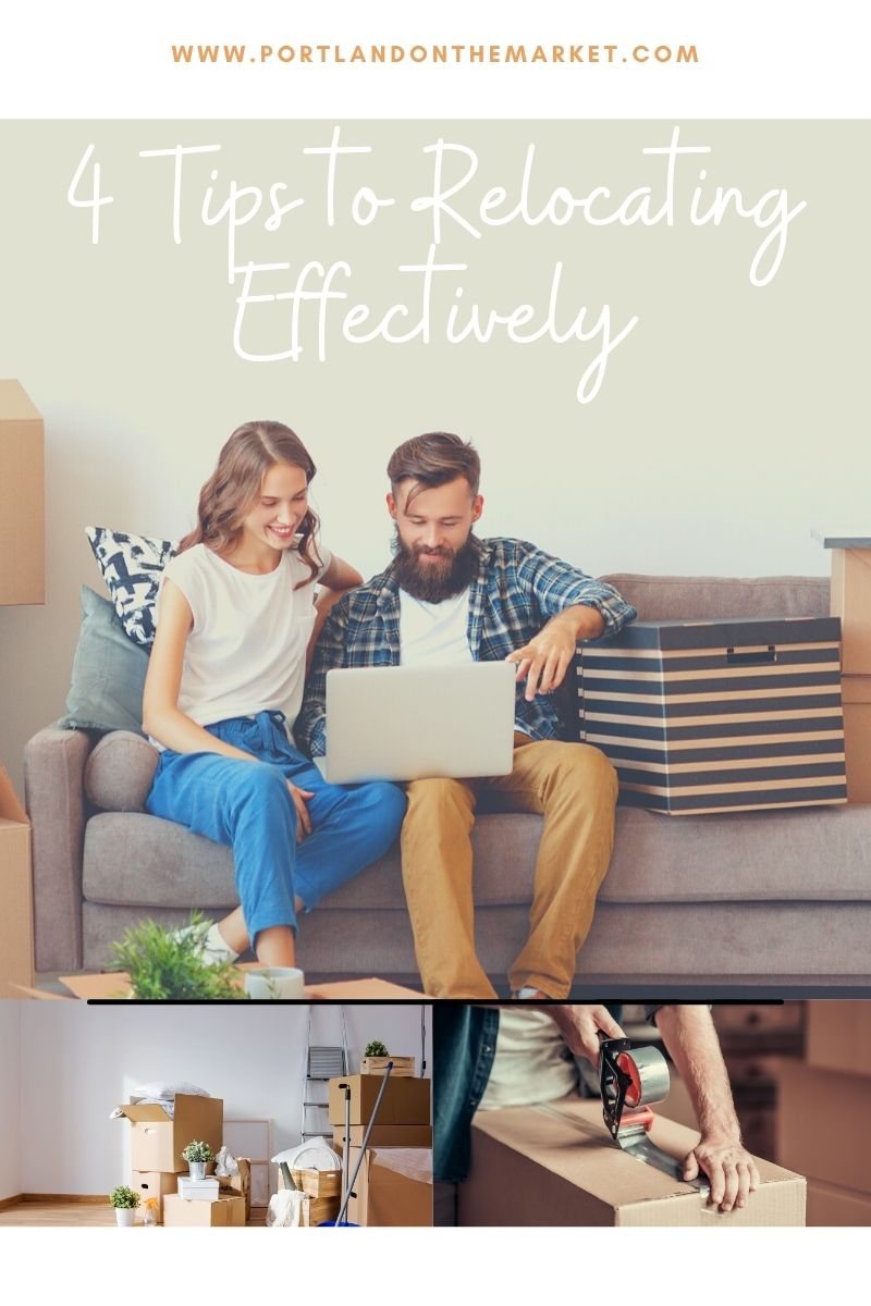 4 Tips to Relocating Effectively