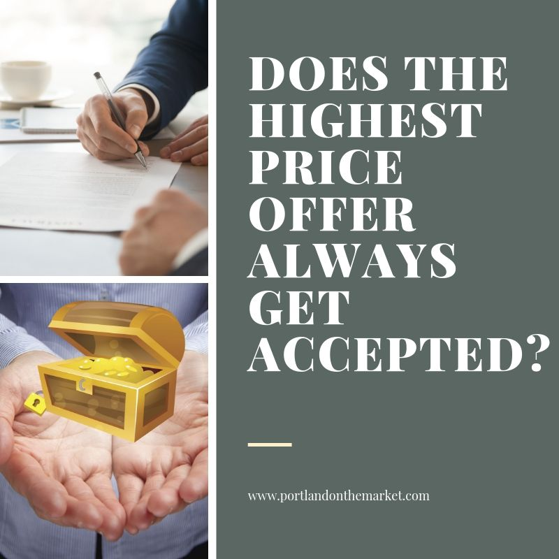 Does the Highest Price Offer Always Get Accepted?