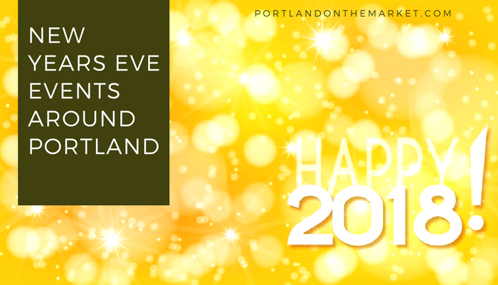 Portland events for NEw Years
