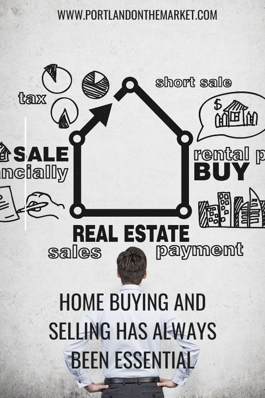 Home Buying and Selling Has Always Been Essential