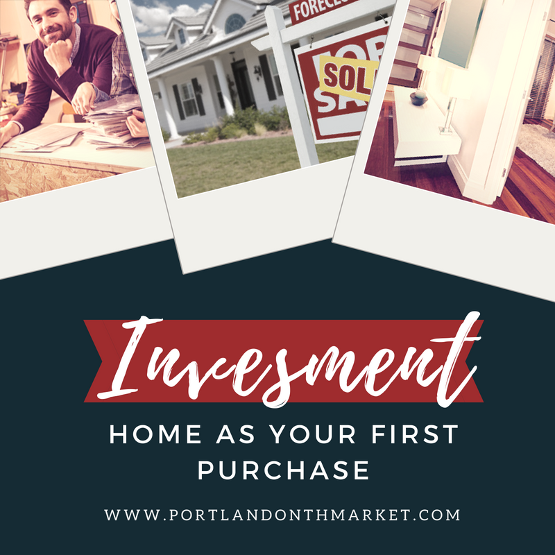 Should You Make Your First Home an Investment Property?