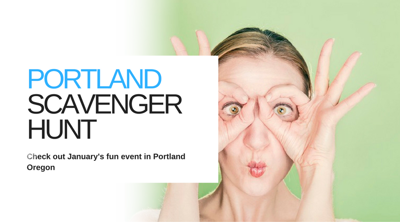 Portland Scavenger Hunt Adventure Coming in January
