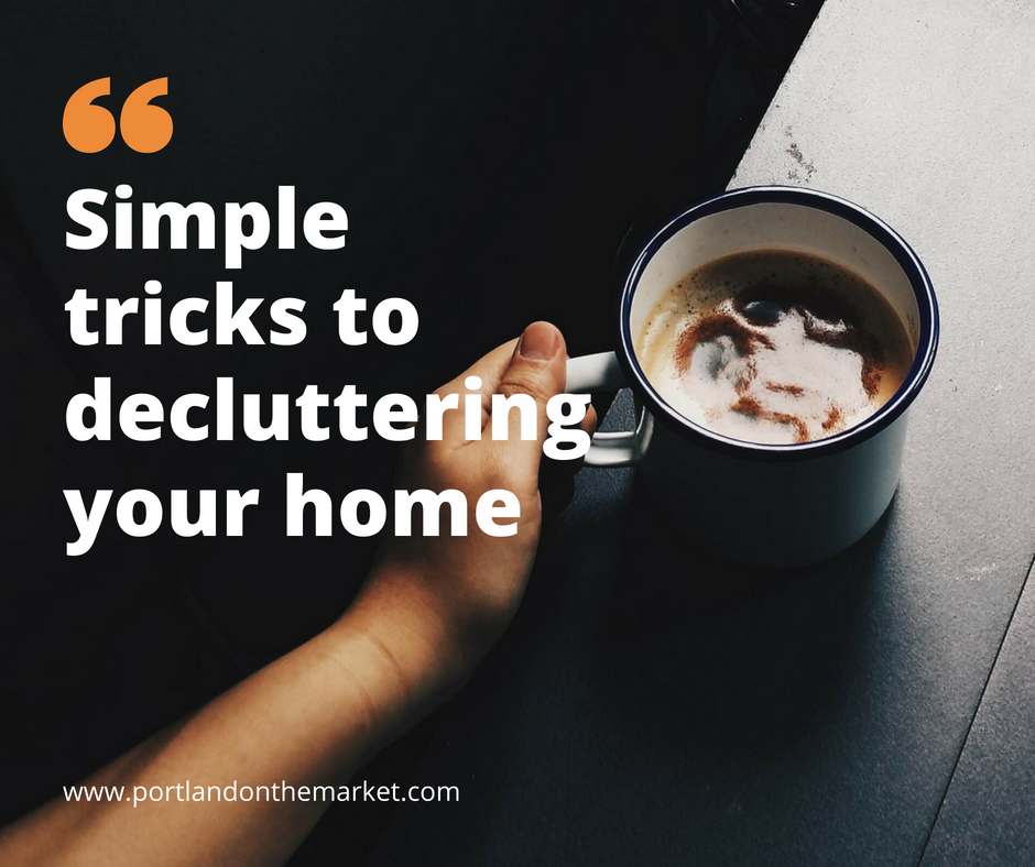 Simple Decluttering Tricks to Give Your Home a Refresher