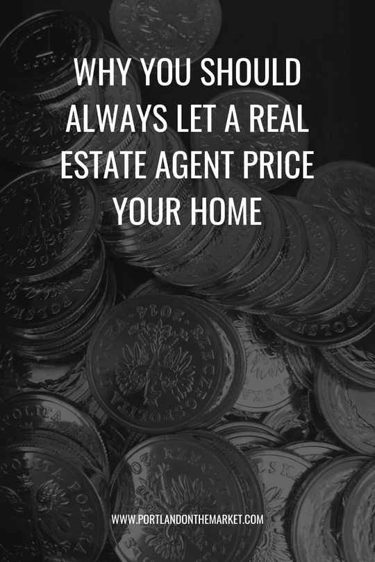 Why a Real Estate Agent is Really the Best One to Give an Accurate Home Valuation
