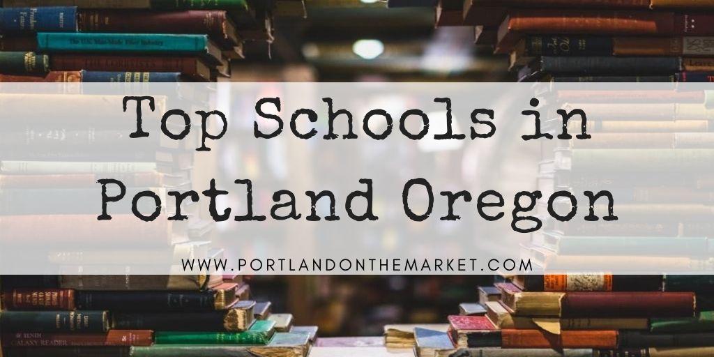 Top Schools in Portland Oregon