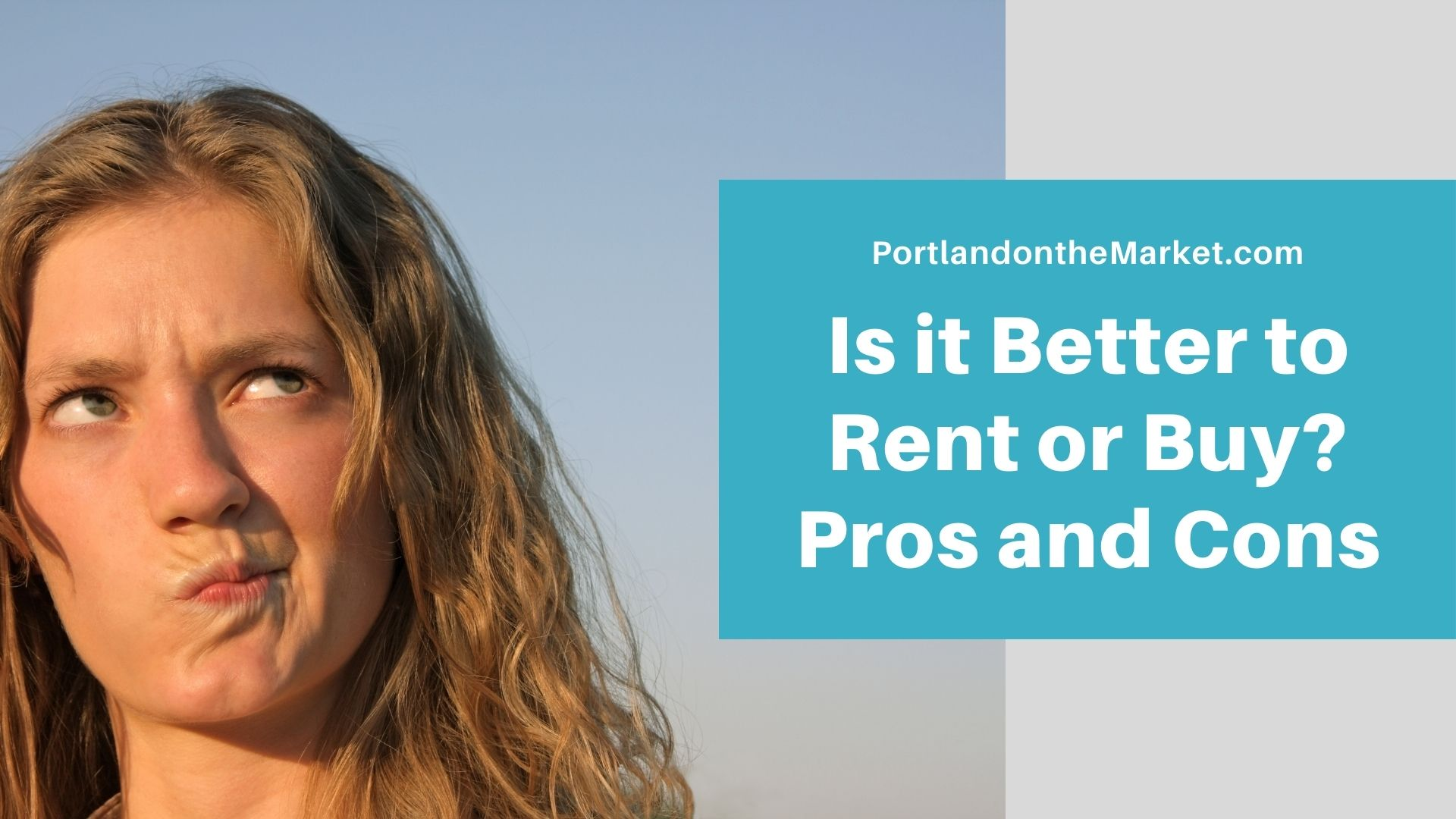 Is it Better to Rent or Buy? Pros and Cons