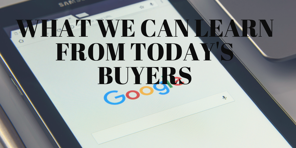 What we can learn from today's buyers