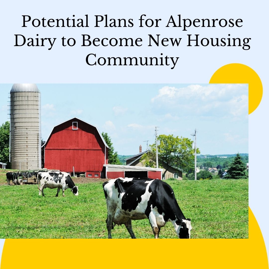 Potential Plans for Alpenrose Dairy to Become New Housing Community
