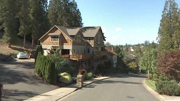 Ask Creek neighborhood in Portland