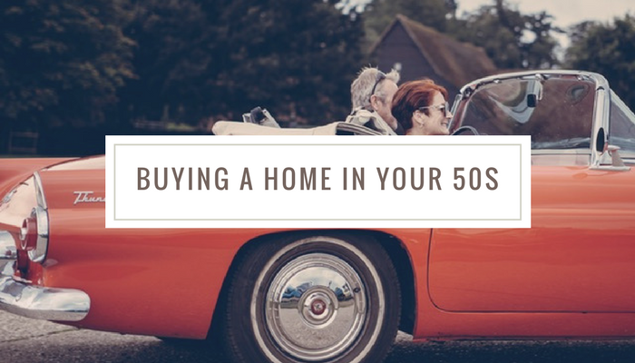 How to Buy a House in Your 50s
