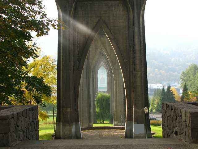 Cathedral Park Portladn