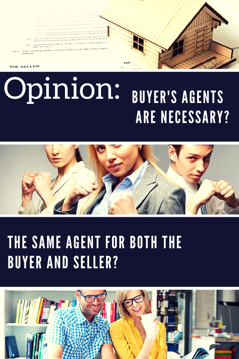 Should a Single Agent Represent Both the Buyer and Seller?