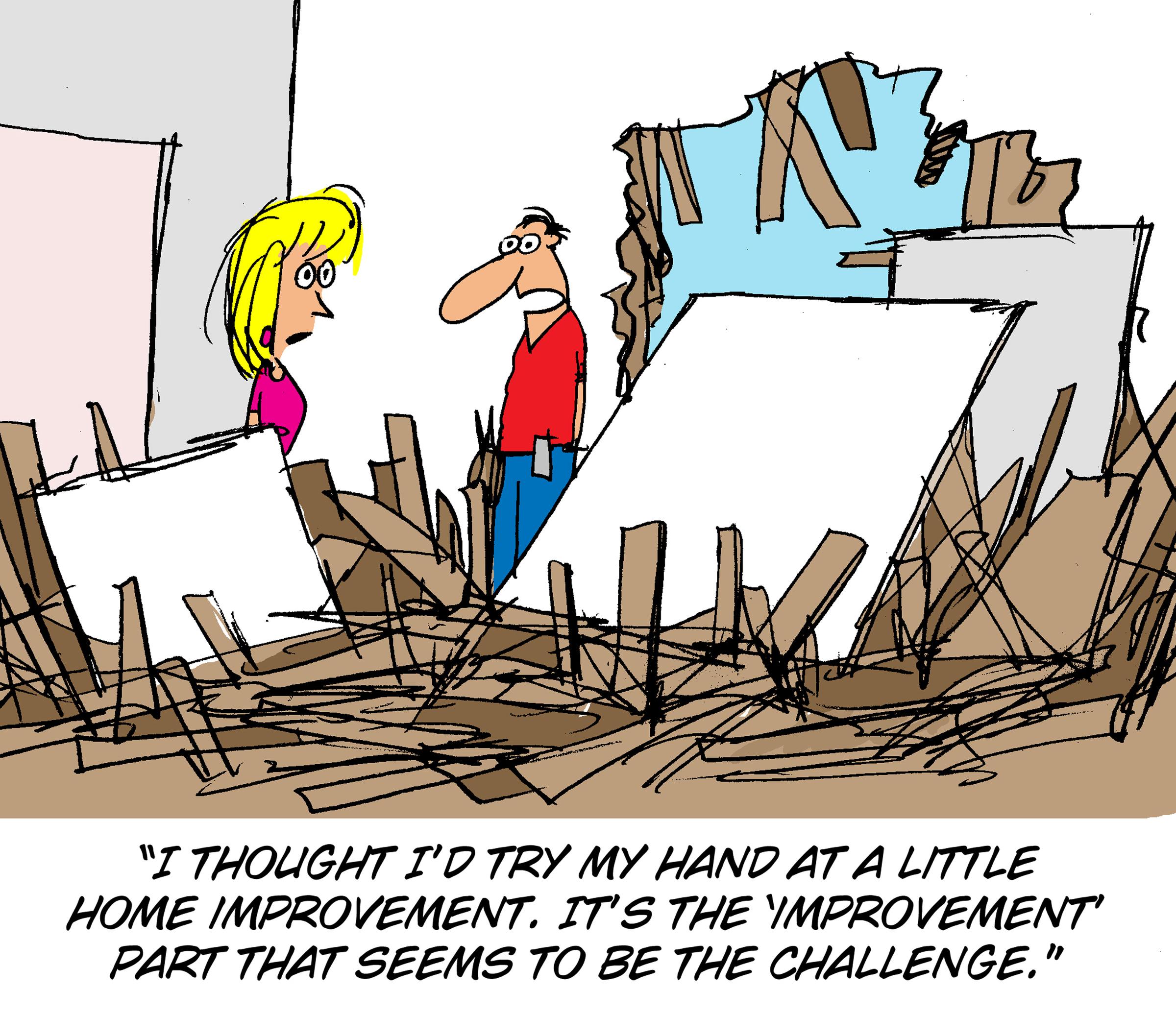 home improvement updates