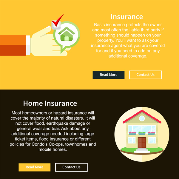 Homeowners Insurance and the Different Policies