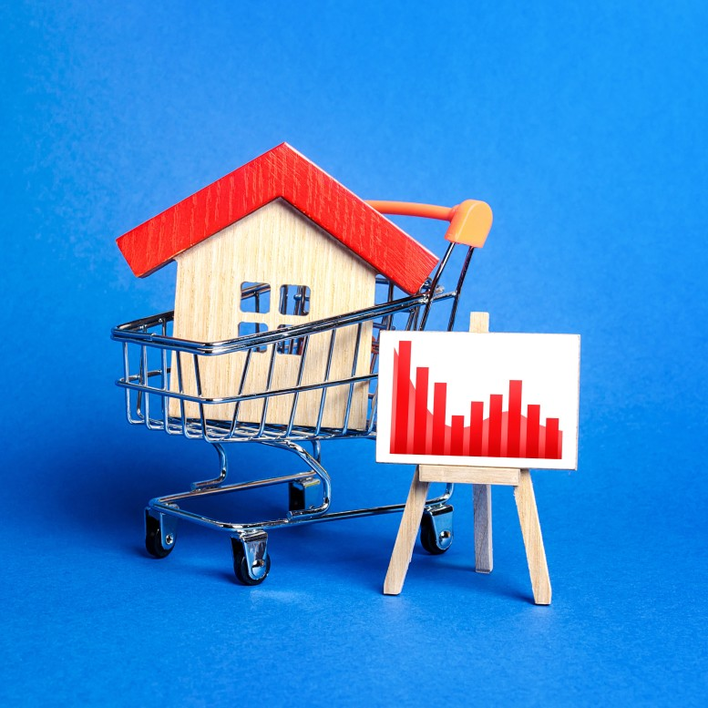 Mortgage Rates are Low but Home Prices are High