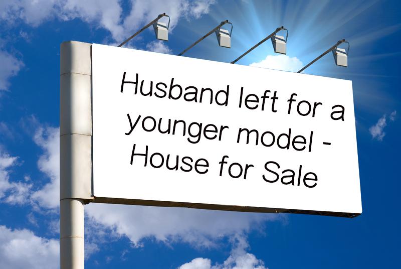 unique real estate signs