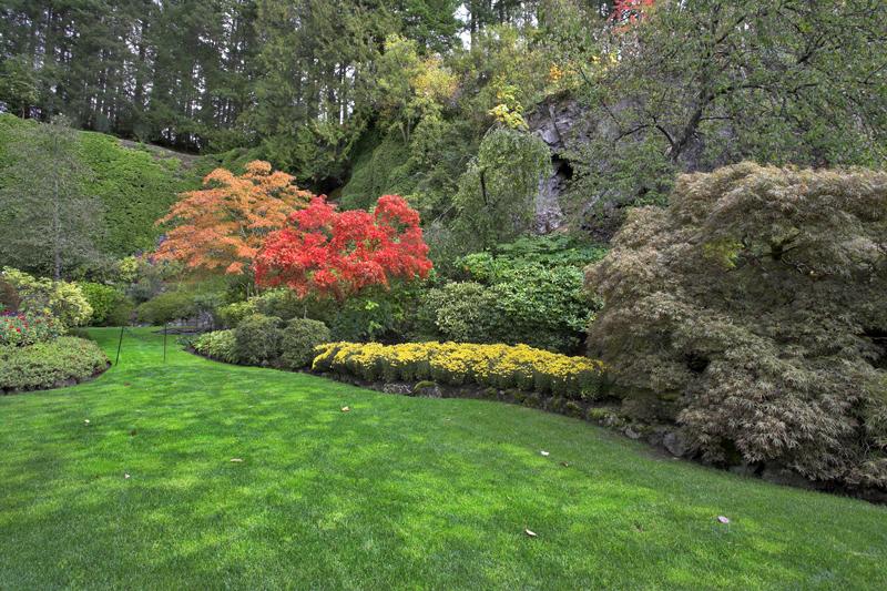Portland Heights - Japanese Garden