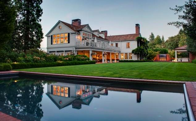Luxury Homes And Real Estate In Portland Oregon - Portland oregon luxury homes