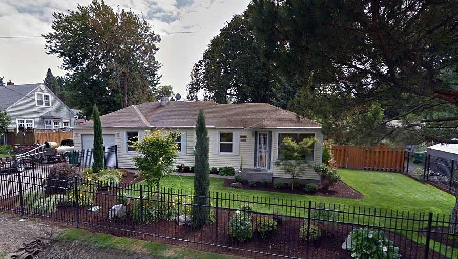 Metzger Neighborhood of Portland Oregon