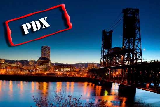 Why is Portland Called PDX?