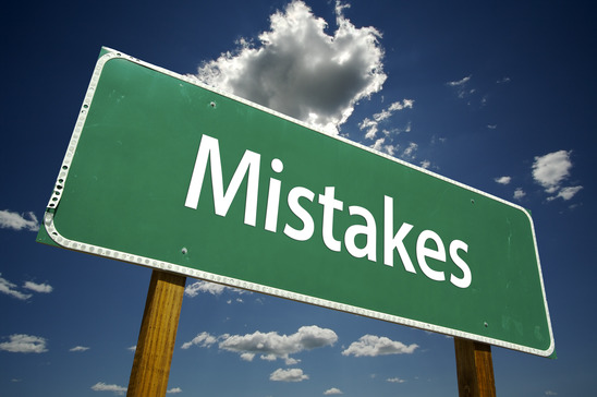 mistakes buyers make