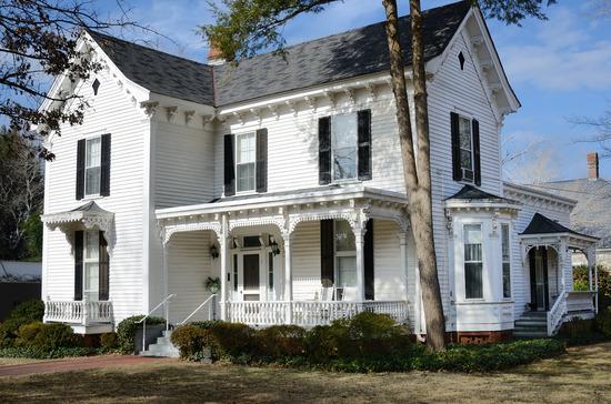 rebuilding historical homes in POrtland