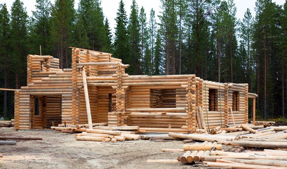Log Homes for Sale in Portland