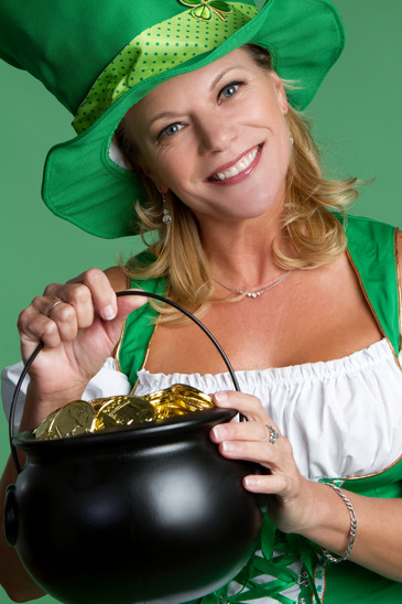 st patricks day events in Portland