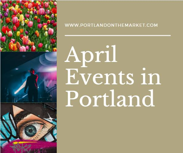 Portland April Events