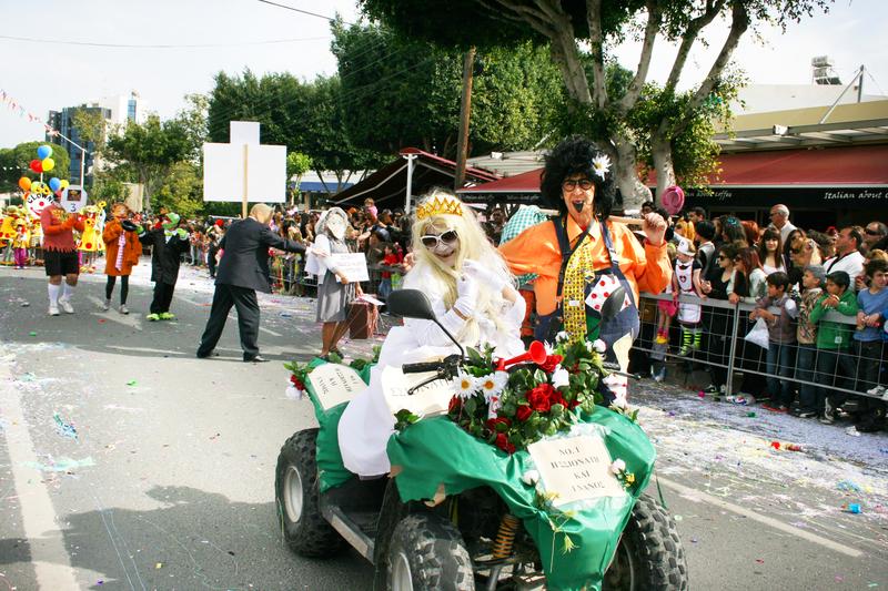 Portland's Rose Festival Parade