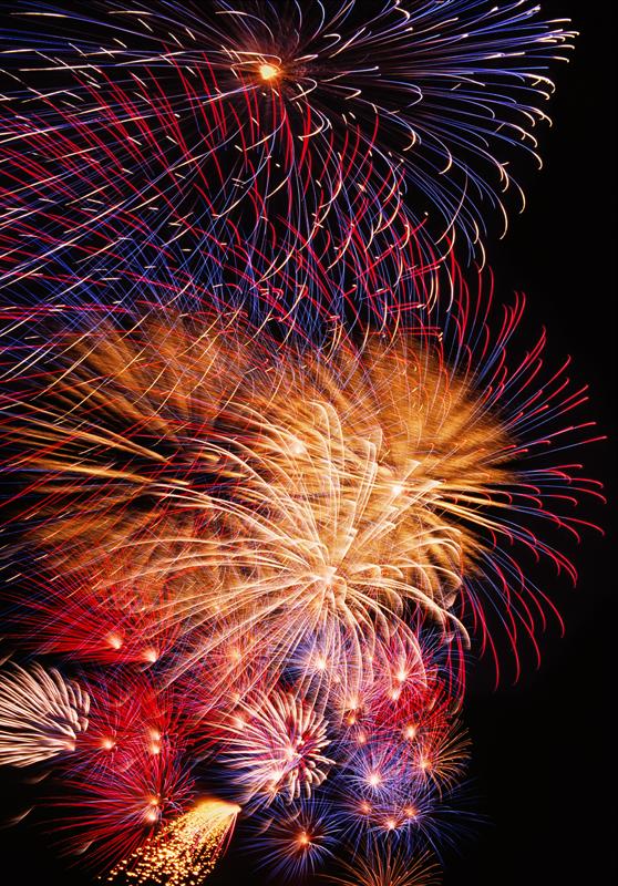 Rose Festival Fireworks