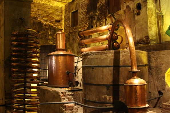 Portland Oregon distillery