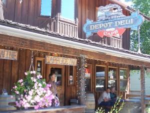 depot deli, sisters oregon