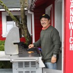 Owner Jorge Zuniga of Casa del Pollo in Lake Oswego, OR