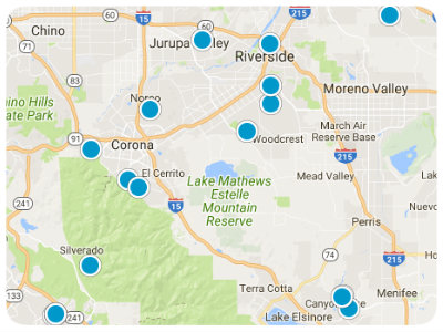 Riverside Real Estate Map Search